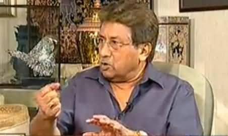 Change Has Come in Pakistan and Its Credit Goes to Imran Khan and Tahir ul Qadri - Pervez Musharraf