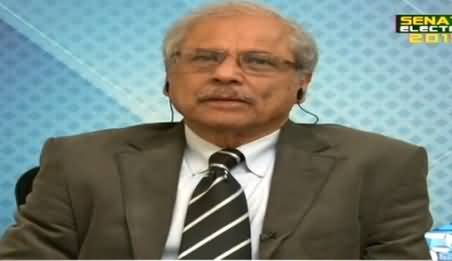 Channel 24 (Senate Election Special Transmission) – 5th March 2015