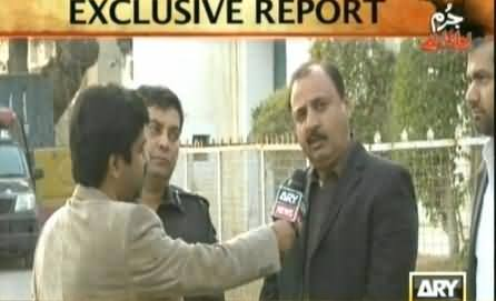 Chaudhary Aslam Was Brave Police Officer - Colleague Police Officers Praising Ch. Aslam