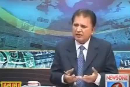 Chaudhary Nisar Admits That Whole Election Was Rigged