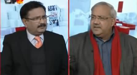 Chaudhry Ghulam Hussain's Response on Agha Siraj Durrani's Arrest