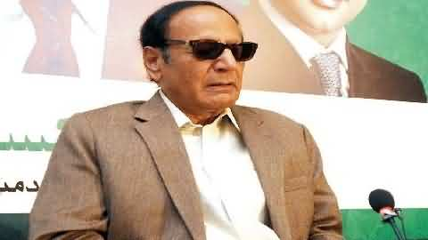 Chaudhry Shujaat Pens Letter To PM Imran Khan On 24 News Ban