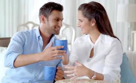 Check Another Ad of Nestle Everyday Featuring Shoaib Malik And Sania Mirza