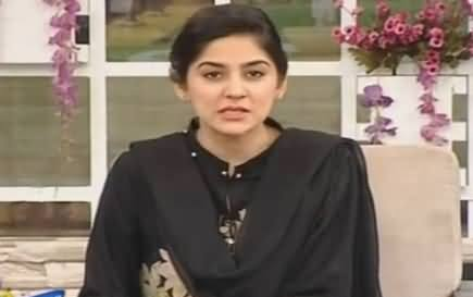 Check The Acting of Sanam Baloch After Earthquake in Pakistan