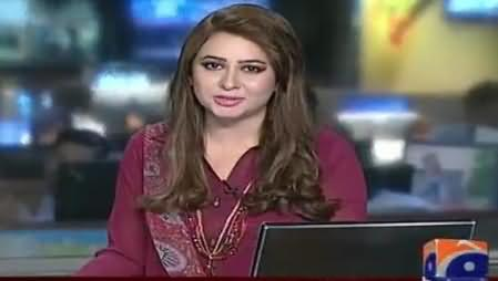 Check The Reporting of Geo's Rabia Anum on Lahore Qalandar's Defeat Against Karachi Kings