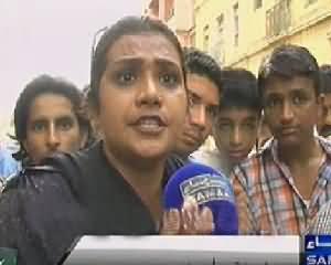 چھٹی منظور نہ ہونے پر لیڈی کانسٹیبل کی ایس ایس پی کو سر عام ماں بہن کی گالیاں ، محلہ سر پر اٹھا لیا