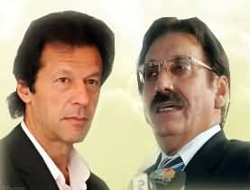 Chief Justice Detached Himself From the Bench Hearing Contempt of Court Case Against Imran Khan