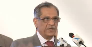 Chief Justice Saqib Nisar Addresses to Condolence Reference for Asma Jahangir
