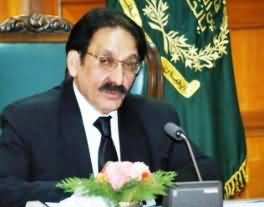 Chief Justice Takes Suo Motu Notice of Small Girl Rape in Lahore