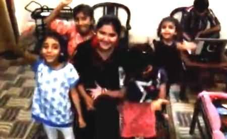 Children Chanting Go Nawaz Go in Birthday Party, Interesting Video
