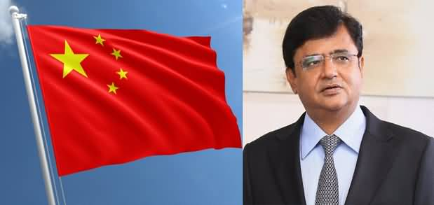 China's State Affiliated Twitter Account Reacts on Kamran Khan's Allegations Against CPEC