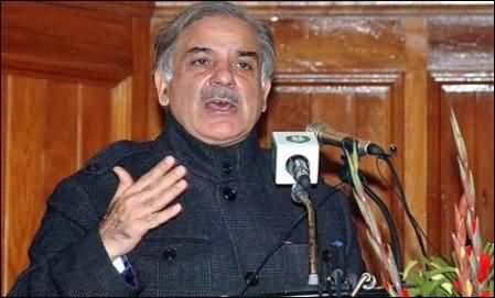 Chinese Projects will End Load Shedding in Pakistan - CM Punjab Shahbaz Sharif