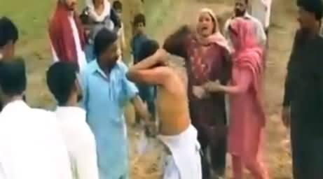 Choti Bachi Se Ziadati Ki Koshish Karne Wale Ki Ghar Walon Ne Dhulai Kar Di