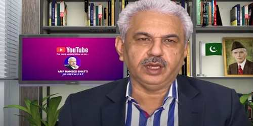 Civil Military Relationships Are Still on Same Page, PM Imran Khan's Recent Conversation - Arif Hameed Bhatti's Vlog