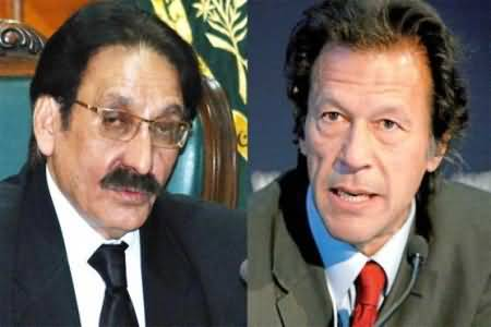 Clash Between Lawyers of Imran Khan & Iftikhar Chaudhry in Court