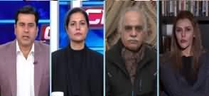 Clash with Imran Khan (Ahtasab Se Khatra Kyun?) - 9th January 2019