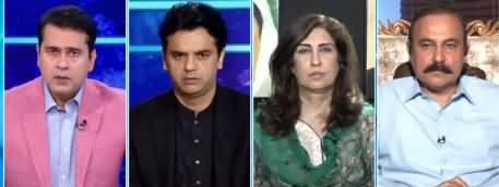 Clash with Imran Khan (Azadi March Ka Maqsad Kia?) - 22nd October 2019