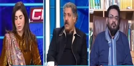 Clash with Imran Khan (Broadsheet Ne Kis Ko Expose Kia?) - 13th January 2021