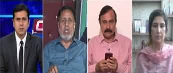 Clash With Imran Khan (Corona Out of Control in Karachi?) - 15th April 2020
