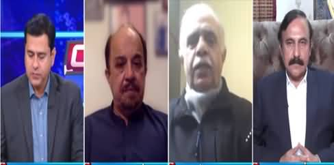 Clash with Imran Khan (Deadline of Resignations) - 27th January 2021