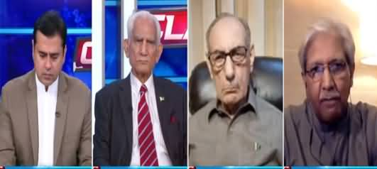 Clash with Imran Khan (Death of Syed Ali Gilani) - 2nd September 2021