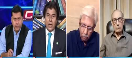 Clash with Imran Khan (Discussion on Current Issues) - 14th October 2021