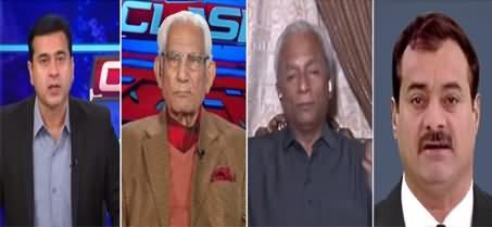 Clash with Imran Khan (Electronic Voting Ka Kia Fayda Hoga?) - 17th November 2020