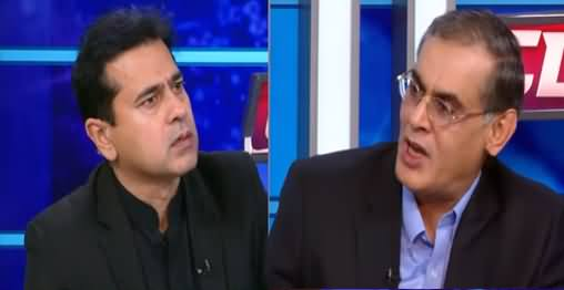 Clash with Imran Khan (Exclusive Talk with Dr Azmat Majeed) - 12th May 2021