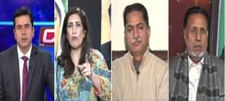 Clash with Imran Khan (Fawad Chaudhry Vs Mubashir Luqman) - 6th January 2020