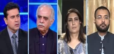 Clash with Imran Khan (Fazal ur Rehman Left Alone) - 12th September 2019