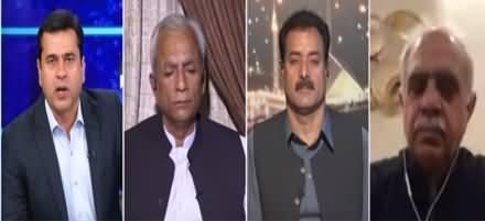 Clash with Imran Khan (Ghaddari Ka Muqadma) - 6th October 2020