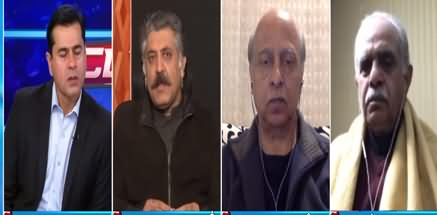 Clash with Imran Khan (Govt & Opposition Not Serious About Corona) - 26th November 2020