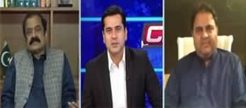 Clash with Imran Khan (Govt's Policy Regarding Corona) - 4th May 2020