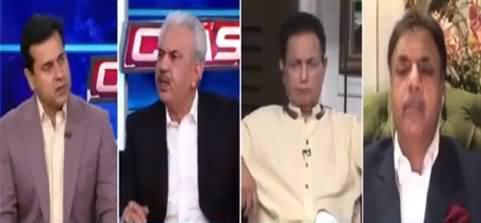 Clash with Imran Khan (Hamid Mir Ka Asal Chehra Benaqab) - 3rd June 2021