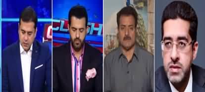 Clash with imran Khan (Historical Rains in Karachi) - 27th August 2020