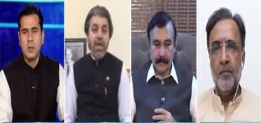 Clash with Imran Khan (Is Govt Practicing Herd Immunity) - 12th May 2020
