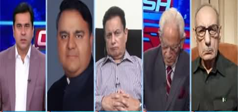 Clash with Imran Khan (Is World Media More Free Than Pakistan's?) - 15th July 2021
