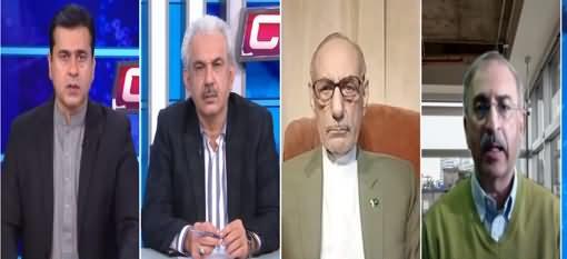 Clash with Imran Khan (Khadim Hussain Rizvi Passed Away) - 19th November 2020
