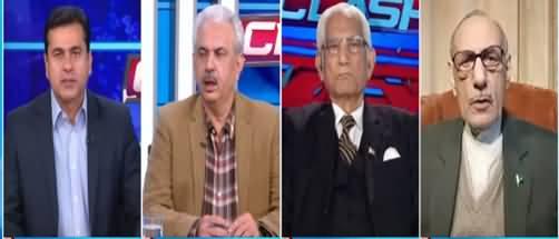 Clash with Imran Khan (Kia PDM Ka Zoor Toot Gaya?) - 7th January 2021
