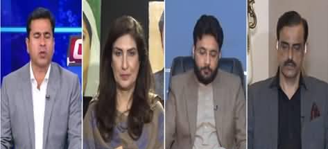 Clash with Imran Khan (Kia PTI Ko Baghawat Ka Khadsha Hai?) - 17th February 2021