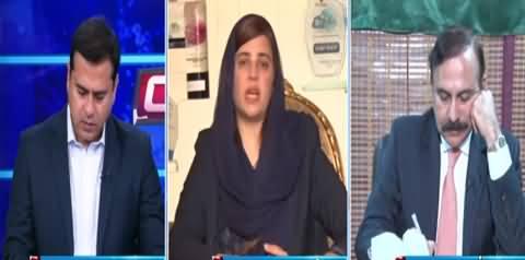 Clash with Imran Khan (Maryam Nawaz Ki NAB Paishi) - 22nd March 2021