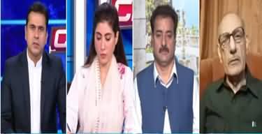 Clash with Imran Khan (Maryam Nawaz Ki Paishi Per Hungama) - 11th August 2020