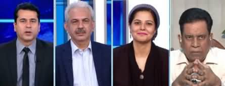 Clash with Imran Khan (Media Censorship, Azadi March) - 28th October 2019