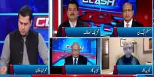 Clash with Imran Khan (Nai Jang Ka Khatra) - 8th January 2019