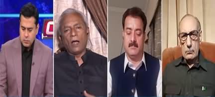 Clash with Imran Khan (Nawaz Sharif Crossed Red Line) - 4th November 2020