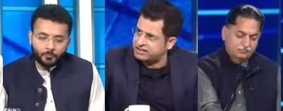 Clash with Imran Khan (Nawaz Sharif Ki Zamanat) - 12th November 2019