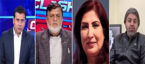 Clash with Imran Khan (Need of Strict Lockdown?) - 23rd November 2020