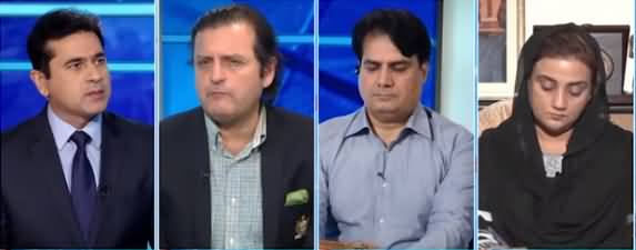 Clash with Imran Khan (Options For PMLN, Kashmir Issue) - 4th September 2019