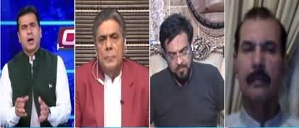 Clash with Imran Khan (Peshawar BRT, Karachi Issues) - 13th August 2020