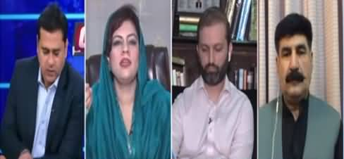 Clash with Imran Khan (PMDA, How Much Dangerous For Journalism) - 13th September 2021